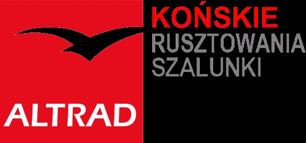 logo Altrad Końskie rusztowania i szalunki